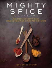 Buy the Mighty Spice Cookbook cookbook