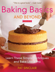 Buy the Baking Basics and Beyond cookbook