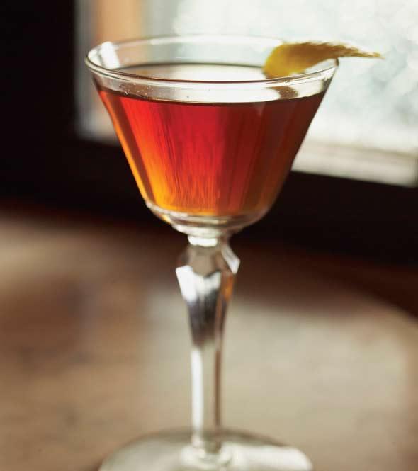 Classic Manhattan Cocktail Recipe Leite S Culinaria