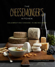 Buy the The Cheesemonger's Kitchen cookbook