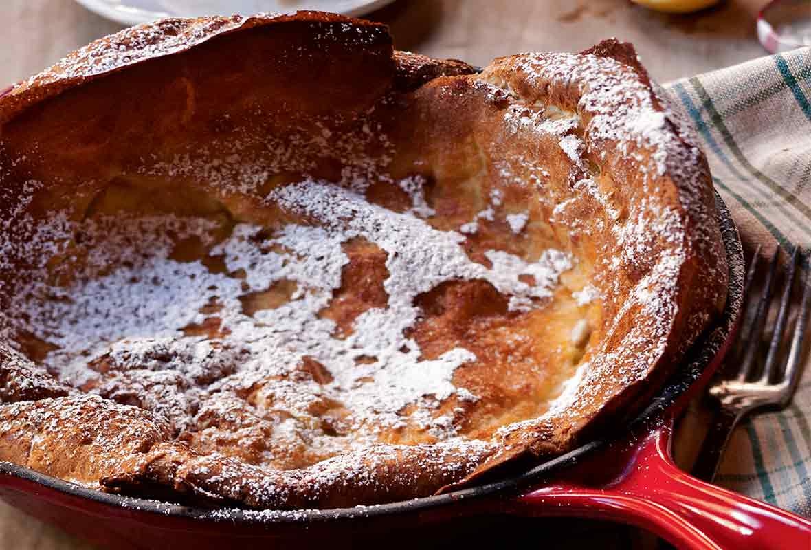 Dutch Baby Recipe | Leite\'s Culinaria