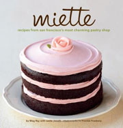 Buy the Miette cookbook