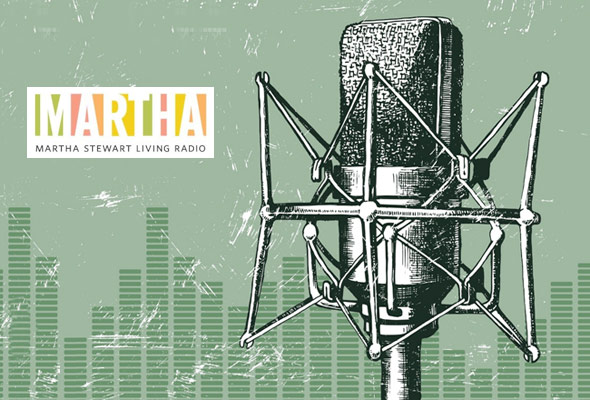 David Leite on Martha Stewart Radio