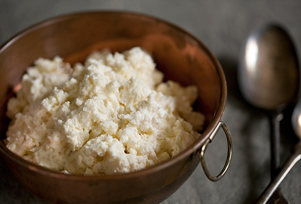 Fresh Whole Milk Ricotta