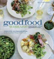 Buy the Good Food to Share cookbook