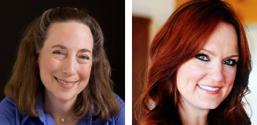 Rose Levy Beranbaum and Ree Drummond