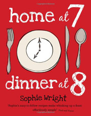 Buy the Home at 7, Dinner at 8 cookbook