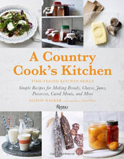 Buy the A Country Cook's Kitchen cookbook