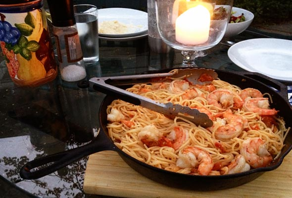 Al Fresco Dinner