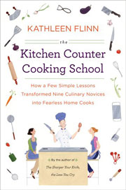 Buy The Kitchen Counter Cooking School book