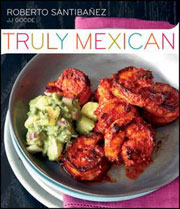 Buy the Truly Mexican cookbook
