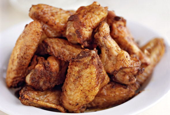 Chinese Five Spice Chicken Wings