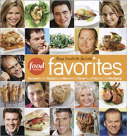 Buy the Food Network Favorites cookbook