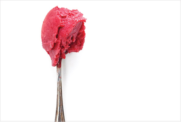 Fruit and Sour Beer Sorbet