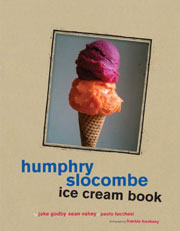 Buy the Humphry Slocombe Ice Cream Book cookbook