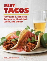 Buy the Just Tacos cookbook