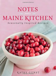 Buy the Notes From a Maine Kitchen cookbook