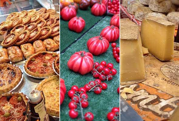 Poncelet Market Fare