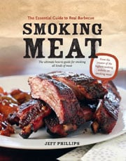 Buy the Smoking Meat cookbook