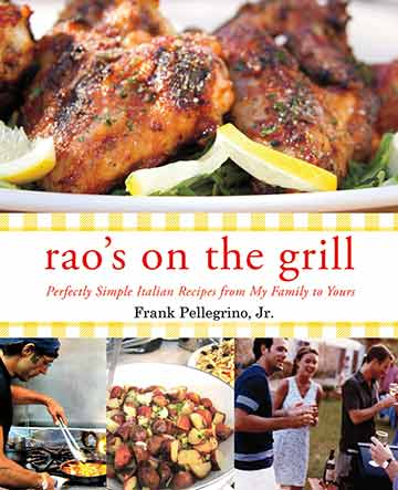 Buy the Rao's on the Grill cookbook