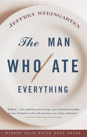 Buy the The Man Who Ate Everything cookbook