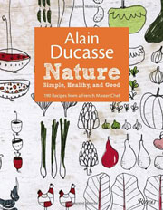Buy the Alain Ducasse Nature cookbook