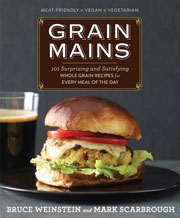 Buy the Grain Mains cookbook