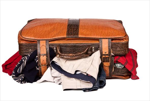 Overstuffed Baggage