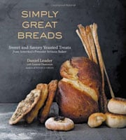 Buy the Simply Great Breads cookbook