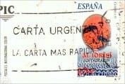 Spanish Stamp