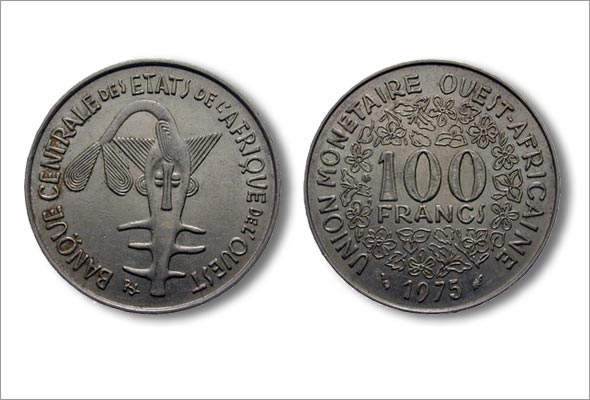 African Coin