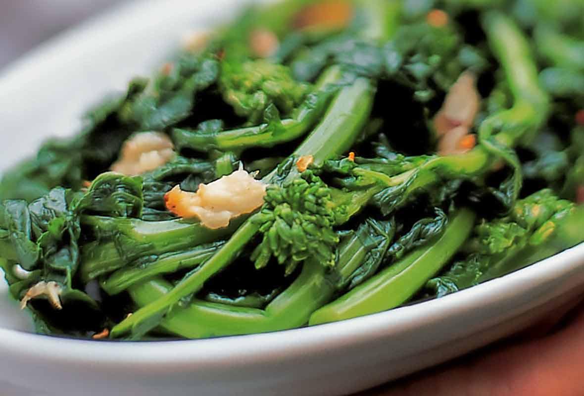 pics Spicy Garlic Broccoli Rabe