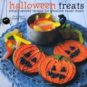 Buy the Halloween Treats cookbook