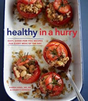 Buy the Healthy in a Hurry cookbook