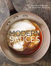 Buy the Modern Sauces cookbook