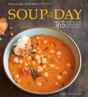 Buy the Williams-Sonoma Soup of the Day cookbook
