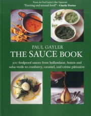 Buy the The Sauce Book cookbook