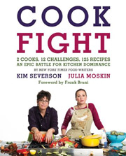 Buy the CookFight cookbook