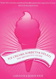 Buy the Ice Creams, Sorbets, and Gelati cookbook