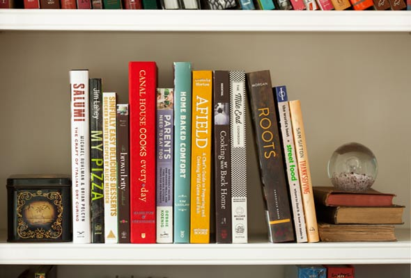 Best Cookbooks 2012