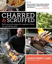 Buy the Charred & Scruffed cookbook