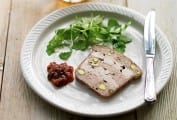 Chicken, Pork and Pistachio Terrine