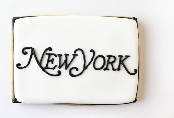 New York Magazine Cookie