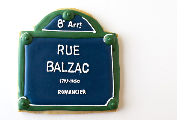 Rue Balzac