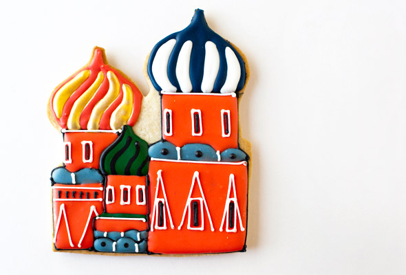 St. Petersburg Cookie