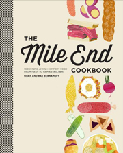 Buy the The Mile End Cookbook cookbook