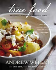 Buy the True Food cookbook