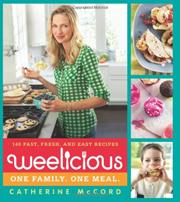 Buy the Weelicious cookbook
