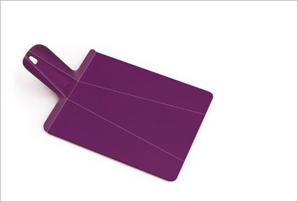 Chop2Pot Plus Folding Cutting Board