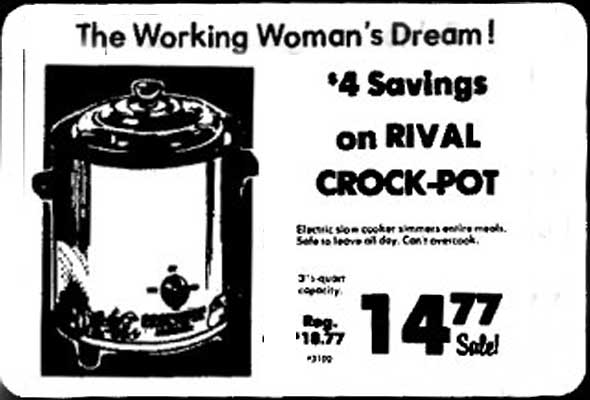 Crock-Pot Ad